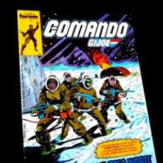 Cómics: EXCELENTE ESTADO COMANDO G.I 2 COMICS FORUM. Lote 269058818