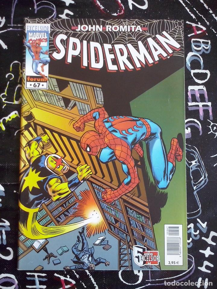 FORUM - SPIDERMAN ROMITA NUM. 67 . MUYY BUEN ESTADO (Tebeos y Comics - Forum - Spiderman)