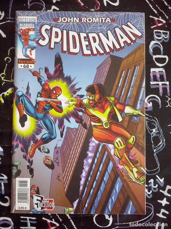 FORUM - SPIDERMAN ROMITA NUM. 68 . MUYY BUEN ESTADO (Tebeos y Comics - Forum - Spiderman)