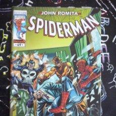 Comics : FORUM - SPIDERMAN ROMITA NUM. 69 . MUYY BUEN ESTADO. Lote 269060728