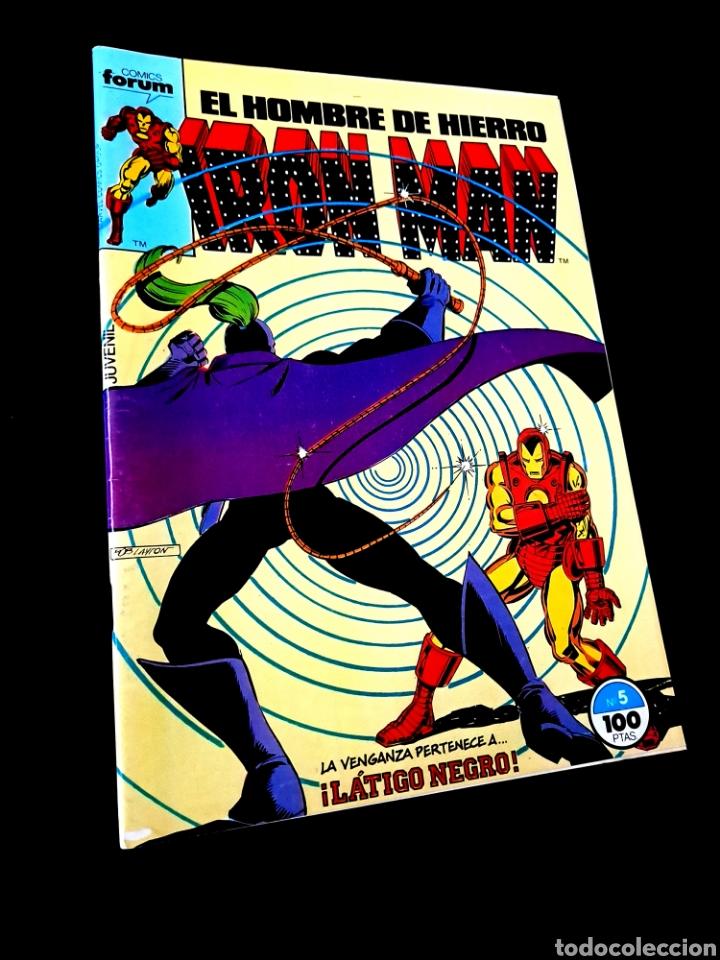 EXCELENTE ESTADO IRON MAN 5 COMICS FORUM (Tebeos y Comics - Forum - Iron Man)