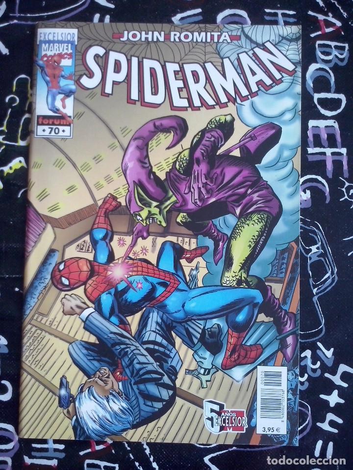 FORUM - SPIDERMAN ROMITA NUM. 70 . MUYY BUEN ESTADO (Tebeos y Comics - Forum - Spiderman)