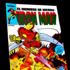 Cómics: EXCELENTE ESTADO IRON MAN 6 COMICS FORUM. Lote 269062358