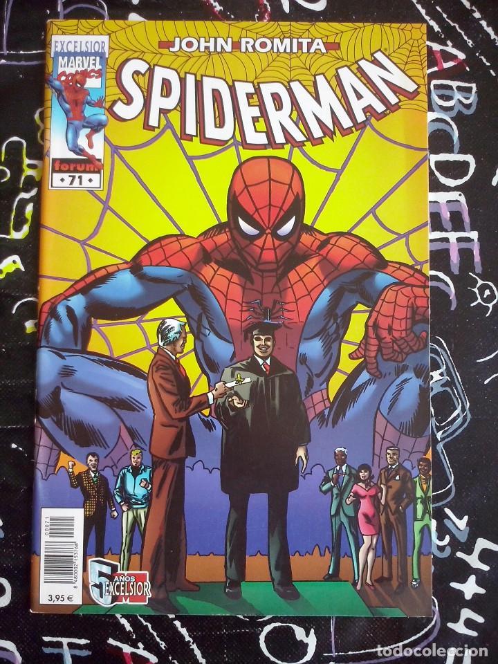 FORUM - SPIDERMAN ROMITA NUM. 71 . MUYY BUEN ESTADO (Tebeos y Comics - Forum - Spiderman)