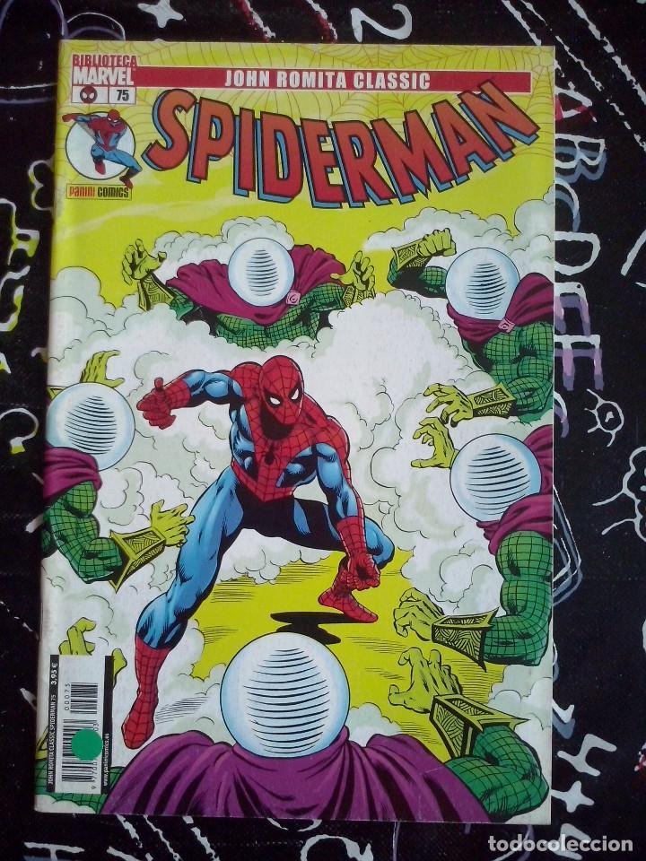 FORUM - SPIDERMAN ROMITA NUM. 75 . MUYY BUEN ESTADO (Tebeos y Comics - Forum - Spiderman)