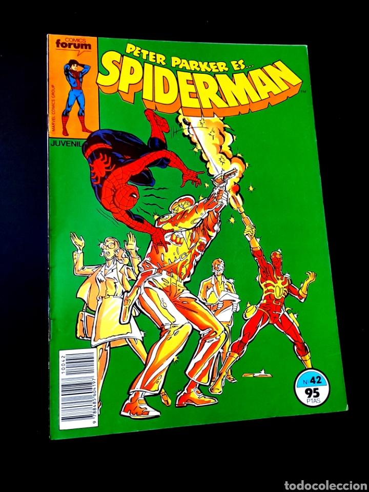 CASI EXCELENTE ESTADO SPIDERMAN 42 COMICS FORUM (Tebeos y Comics - Forum - Spiderman)