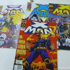 Cómics: X-MAN - 4 NUMEROS - 1, 2 , 3 Y 4 . AQUÍ EMPIEZA LA ERA DE APOCALIPSIS (FORUM) MARVEL - N 9. Lote 269070718