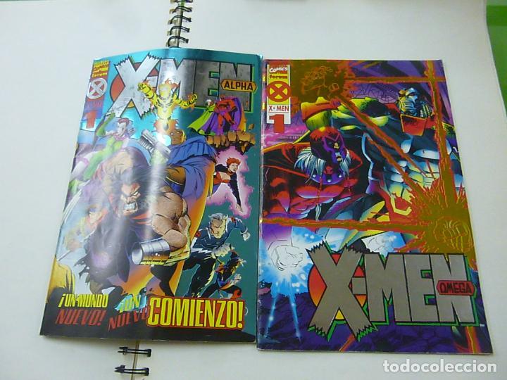 SERIE COMPLETA 2 NUMEROS, X-MEN ALPHA Y OMEGA, MARVEL COMICS- N 9 (Tebeos y Comics - Forum - X-Men)
