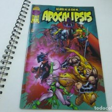 Cómics: RELATOS DE LA ERA DE APOCALIPSIS, Nº 1. FORUM. ESPECIAL X-MEN -N 9. Lote 269074358