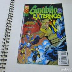 Cómics: LA ERA DE APOCALIPSIS. GAMBITO Y LOS EXTERNOS Nº 4 FORUM- N 9. Lote 269074688