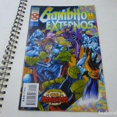Cómics: LA ERA DE APOCALIPSIS. GAMBITO Y LOS EXTERNOS Nº 3 FORUM- N 9. Lote 269074738