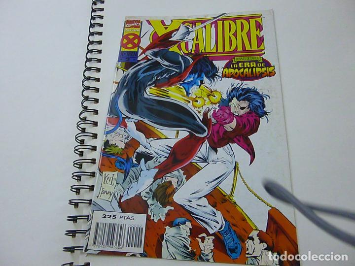 X-CALIBRE 2. LA ERA DE APOCALIPSIS -N 9 (Tebeos y Comics - Forum - X-Men)