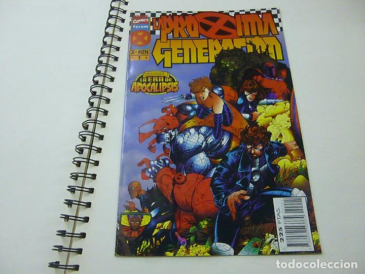 LA PRÓXIMA GENERACIÓN NUM 1. LA ERA DE APOCALIPSIS -N 9 (Tebeos y Comics - Forum - X-Men)