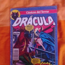 Comics: DRÀCULA FÒRUM CLASICOS DEL TERROR N 9. Lote 269088023