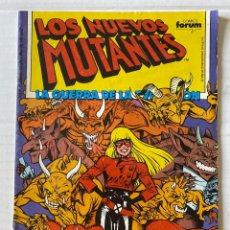 Cómics: LOS NUEVOS MUTANTES 43 - FORUM. Lote 269142338