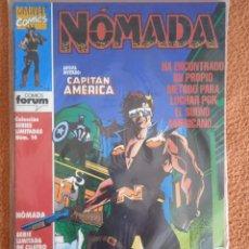 Cómics: NOMADA 1 COLECCION SERIES LIMITADAS 14 FORUM. Lote 269232998