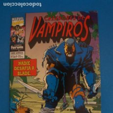 Cómics: COMIC DE CAZADORES DE VAMPIROS AÑO 1993 Nº 2 DE EDICIONES FORUM LOTE 14 C. Lote 269235523