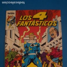 Cómics: COMIC DE LOS 4 FANTASTICOS AÑO 1988 Nº 72 DE EDICIONES FORUM LOTE 14 C. Lote 269236278