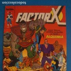 Cómics: COMIC DE FACTOR X AÑO 1989 Nº 35 DE EDICIONES FORUM LOTE 14 C. Lote 269236523