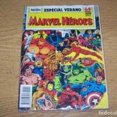 Cómics: FORUM MARVEL HEROES ESPECIAL VERANO 1989. Lote 269239603