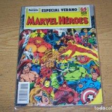 Cómics: FORUM MARVEL HEROES ESPECIAL VERANO 1989. Lote 269239643