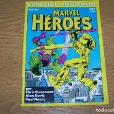 Cómics: FORUM MARVEL HEROES ESPECIAL INVIERNO 1990. Lote 269239713