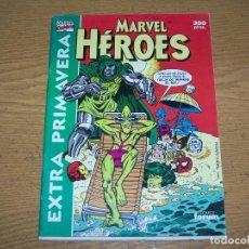 Cómics: FORUM MARVEL HEROES ESPECIAL PRIMAVERA 1991. Lote 269239848
