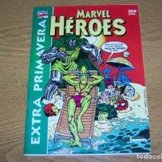 Cómics: FORUM MARVEL HEROES ESPECIAL PRIMAVERA 1991. Lote 269239903