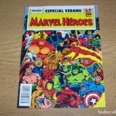 Cómics: FORUM MARVEL HEROES ESPECIAL VERANO 1989. Lote 269240108