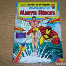 Cómics: FORUM MARVEL HEROES ESPECIAL INVIERNO 1989 ATLANTIS ATACA. Lote 269240198