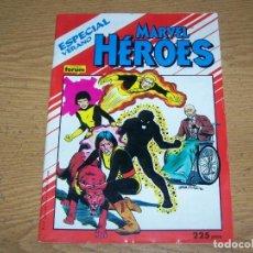 Cómics: FORUM MARVEL HEROES ESPECIAL INVIERNO 1988 NUEVOS MUTANTES. Lote 269240363