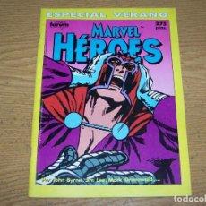 Cómics: FORUM MARVEL HEROES EXTRA VERANO 1990. Lote 269240523