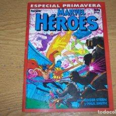 Cómics: FORUM MARVEL HEROES EXTRA PRIMAVERA 1990. Lote 269240623