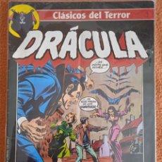 Cómics: CLASICOS DEL TERROR DRACULA 3. Lote 269248693