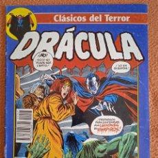 Cómics: CLASICOS DEL TERROR DRACULA 7. Lote 269249163