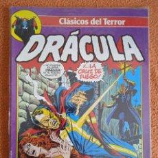 Cómics: CLASICOS DEL TERROR DRACULA 8. Lote 269249203