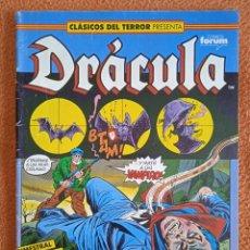 Cómics: CLASICOS DEL TERROR DRACULA 14. Lote 269249548