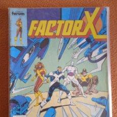 Cómics: FACTOR X 27- FORUM. Lote 269250888