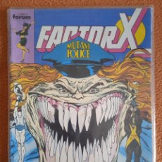 Cómics: FACTOR X 29- FORUM. Lote 269250993