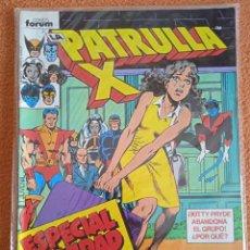 Cómics: PATRULLA X 11 VOL 1 FORUM. Lote 269252988