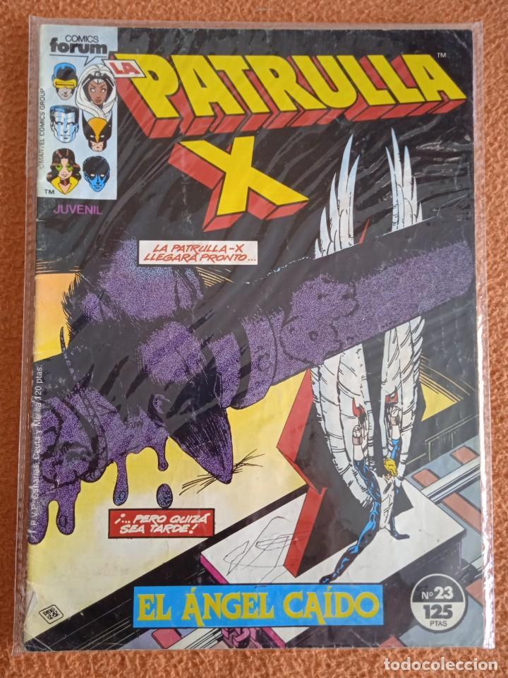 PATRULLA X 23 VOL 1 FORUM (Tebeos y Comics - Forum - Patrulla X)