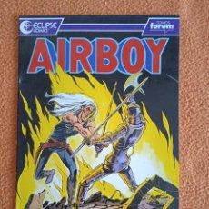 Cómics: AIRBOY 20 FORUM. Lote 269264103