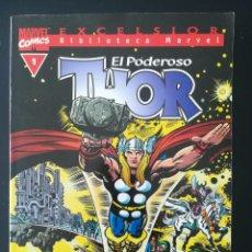 Cómics: EL PODEROSO THOR EXCELSIOR BIBLIOTECA MARVEL. Lote 269295628