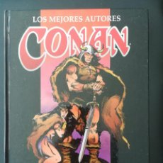 Cómics: LOS MEJORES AUTORES CONAN ROY THOMAS. Lote 269297078