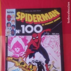 Cómics: SPIDERMAN FÒRUM N 100 ( CON POSTER). Lote 269368573