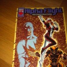 Comics : ALPHA FLIGHT RECONSTRUCCIÓN NUMS. 1. Lote 269263058
