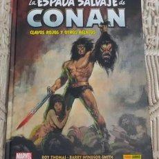 Cómics: BIBLIOTECA CONAN LA ESPADA SALVAJE DE CONAN Nº1. Lote 269413078