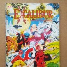 Cómics: EXCALIBUR EDICIÓN FORMATO PRESTIGIO N°1, POR CHRIS CLAREMONT Y ALAN DAVIS.. Lote 269700898