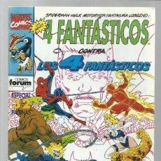 Comics: LOS 4 FANTÁSTICOS 133, 1993, FORUM, BUEN ESTADO. Lote 269726708