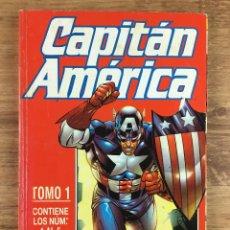 Cómics: CAPITÁN AMERICA - VOL 4 NÚMEROS DEL 1 AL 5 COMICS FORUM 1998. Lote 269727423